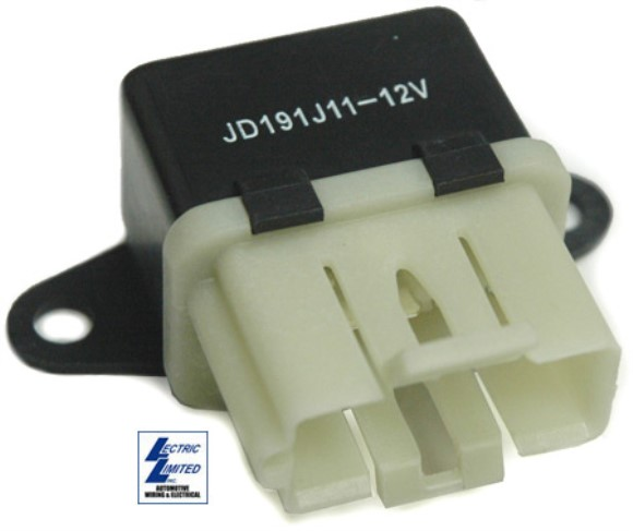 Alarm System Starter Interupt Relay - Replacement 81-85