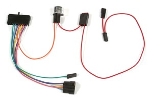 Ididit Steering Column Flasher Kit 4-Way 53-62